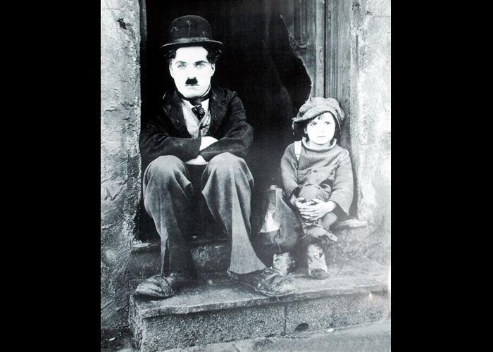Mr(s). Unknown - Charlie Chaplin