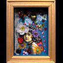 Kaz The Artist - Blue Nicho 1