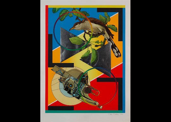 Peter Phillips - Bird and Machine