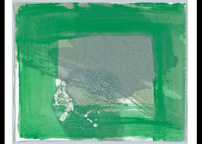 Howard Hodgkin - Rain