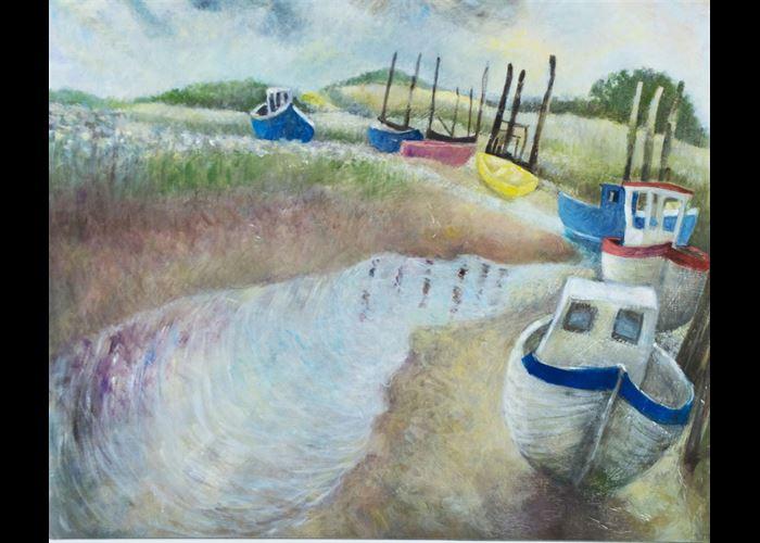 Tessa Newcomb - Silver River