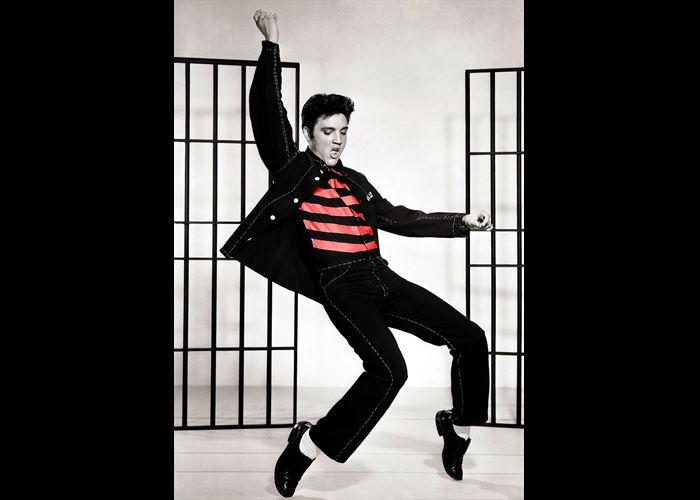 Mr(s). ConStance - Elvis Rocks a Jail Near You