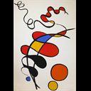 Alexander Calder - Untitled Composition