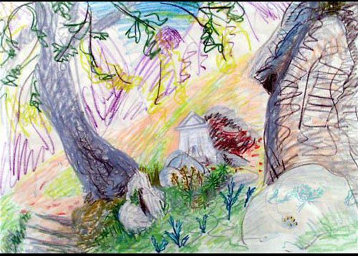 Winifred Nicholson - Sparta Landscape