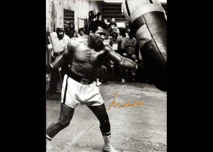 Mr(s). Unknown - Mohammad Ali