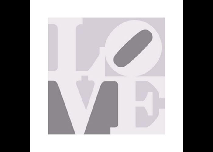 Robert Indiana - Love (Grey)