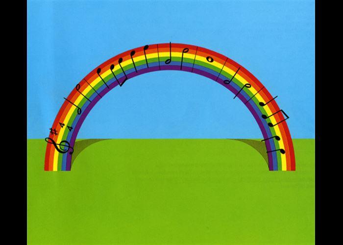 Patrick Hughes - Over the Rainbow