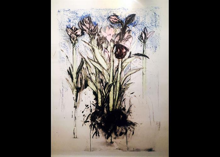 Jim Dine - January Watercolour Morning