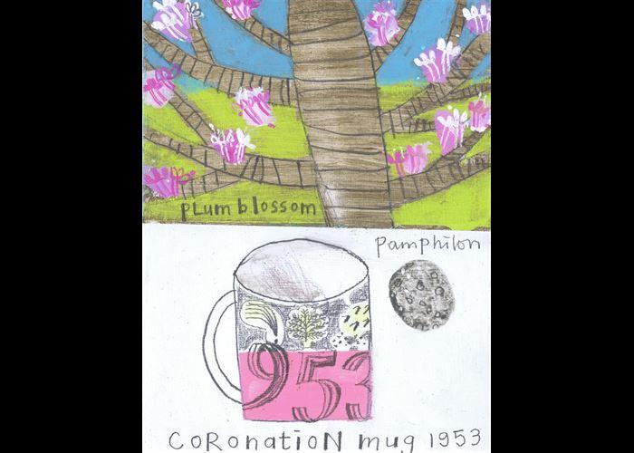 Elaine Pamphilon - Plum Blossom