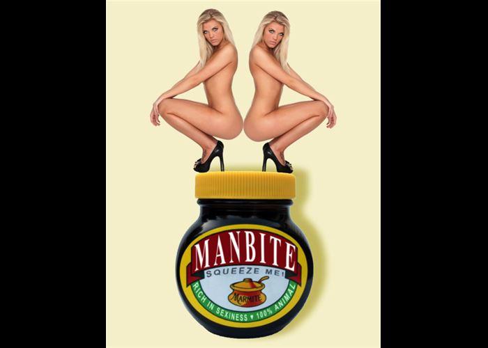Mr(s). Blimey - Marmite Sandwich (Unframed)