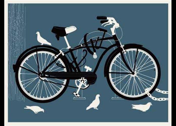 Robert Lee - Boy Bird Bike