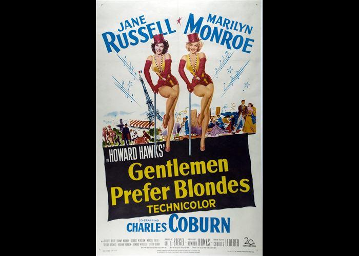 Mr(s). Unknown - Gentlemen Prefer Blondes