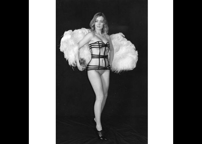 Juanita Kerman - Butterfly Female Nude