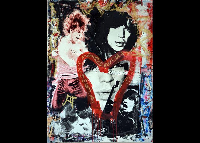 Mr. Steve Joester - Mick Heart