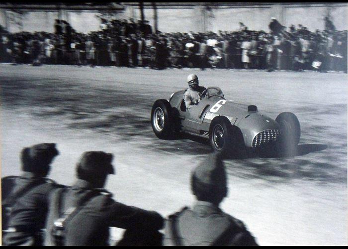 Mr(s). Unknown - Ferrari of Alberto Ascari