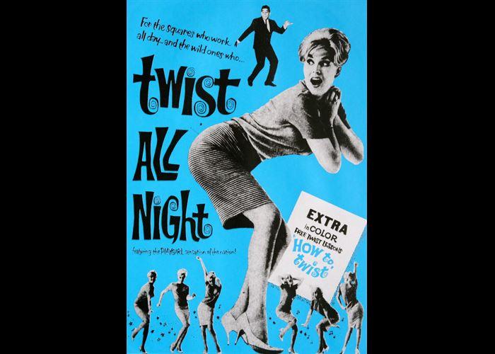 Mr. David Studwell - Twist All Night (Blue)